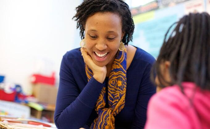 KIPP special education teacher