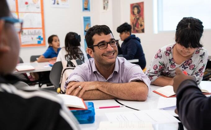 KIPP teacher residency