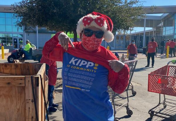 KIPP SoCal Provides a Health & Safety Holiday Season to the Montebello Community