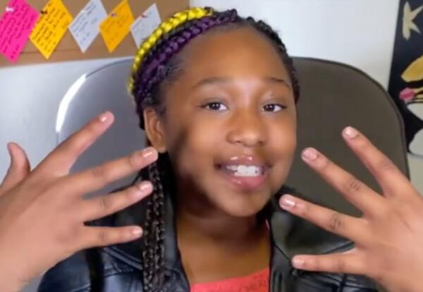 10-Year-Old KIPPster Launched Her First Business During The Pandemic