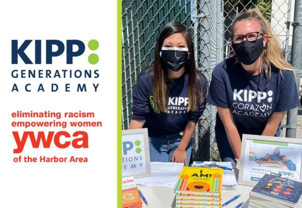 KIPP SoCal Public Schools Partners with YWCA of the Harbor Area