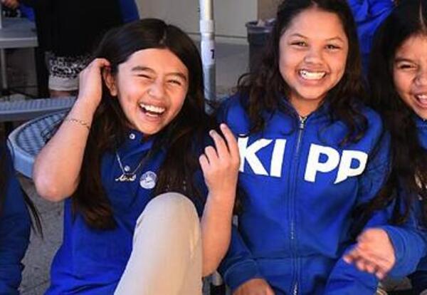 Giving Some #CharterSchoolLove to KIPP Adelante