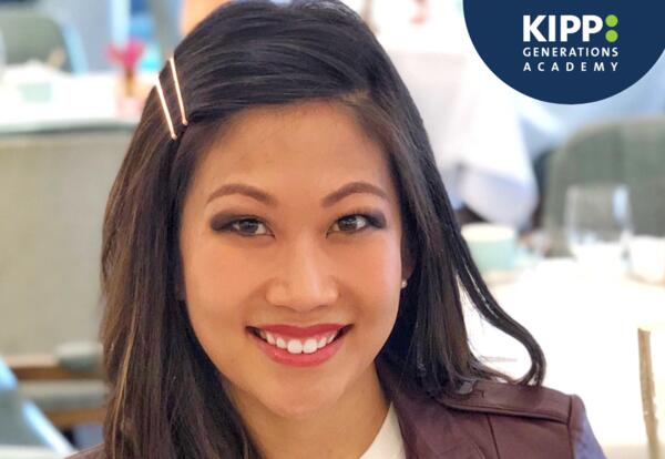 Rooted in Courage, Empathy, & Optimism: Tricia Kiely Dong Founds KIPP Generations Academy