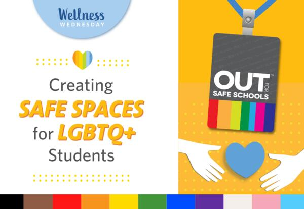 Creating Safe Spaces for LGBTQ+ Students