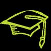 Graduate Cap Symbol