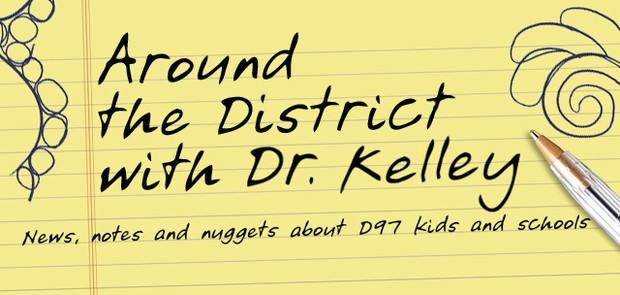 Around the District with Dr. Kelley