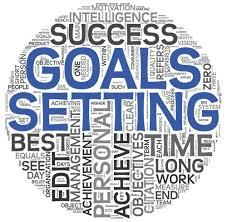 Success goal settings logo