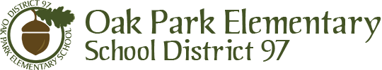 Oak Park Elementary School District 97 logo