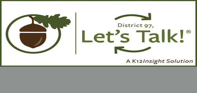 District 97, Let's Talk