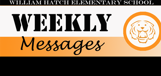 Weekly Message Archive