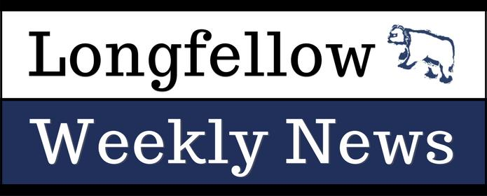 Longfellow Weekly News header