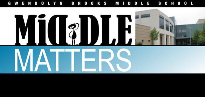 Brooks Middle Matters Newsletter
