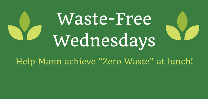 Waste-Free Wednesday Information