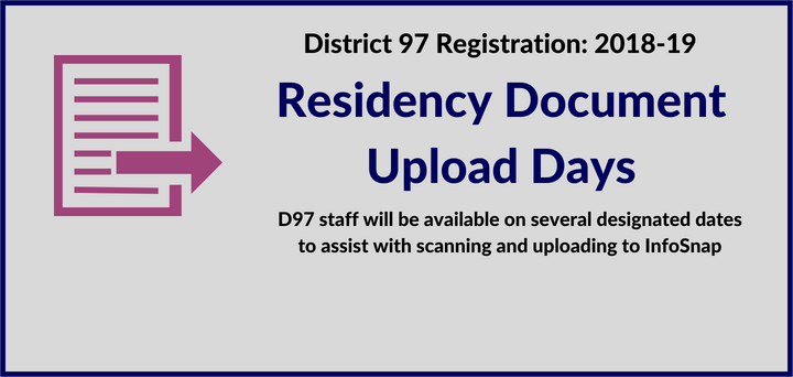 Information about Residency Upload Days
