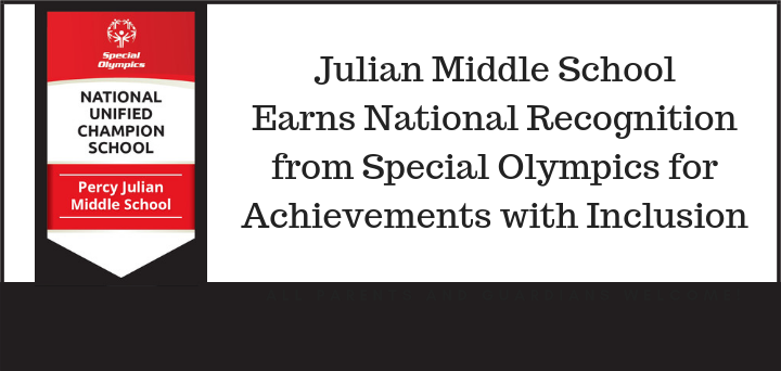 Julian recognized for meeting national standards