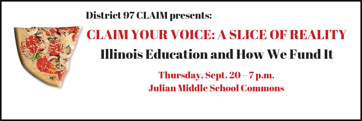 CLAIM Your Voice Flyer