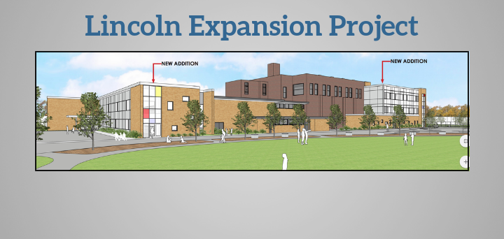 Lincoln Expansion Website