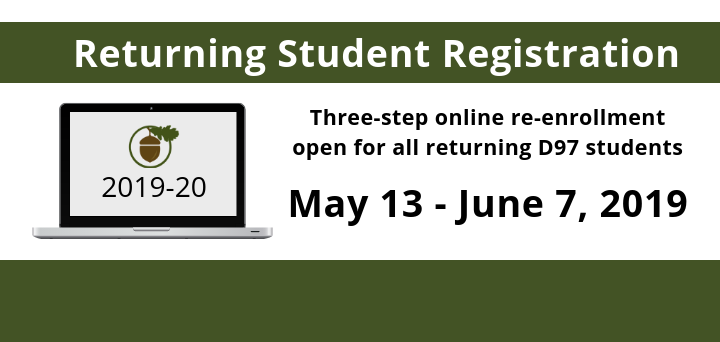 More Information about Returning Student Registration