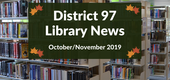 October/November 2019 Newsletter