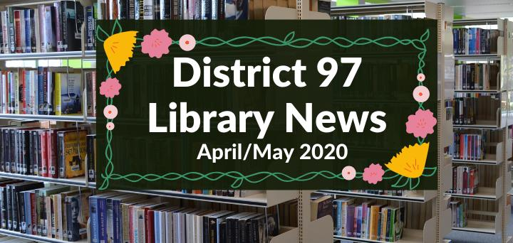 April/May 2020 Newsletter