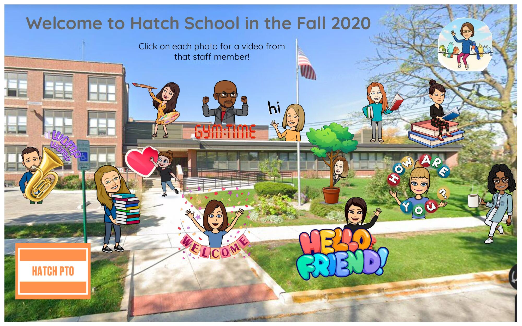 Welcome Kindergarten Students, Fall 2020!