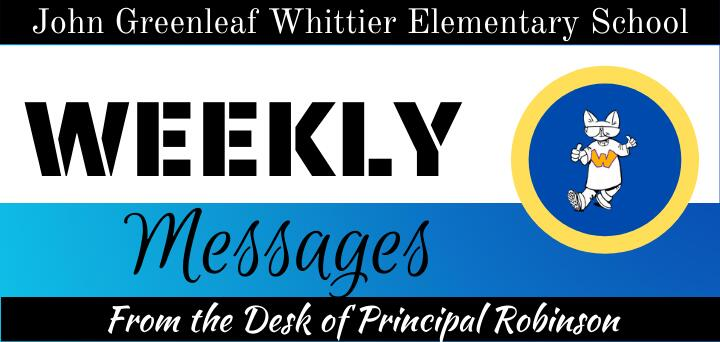 Weekly Messages Banner