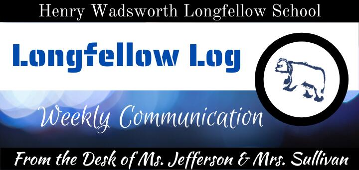 Longfellow News Letter Header