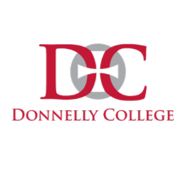 Web Type Donnelly College Lgo