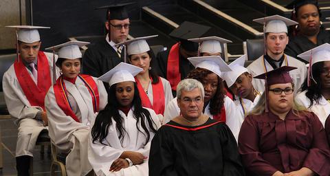 Graduation Pictures 2017 09