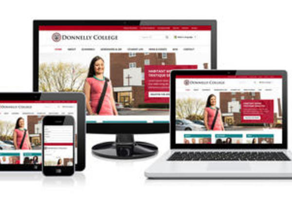 Donnelly College to Launch New Website