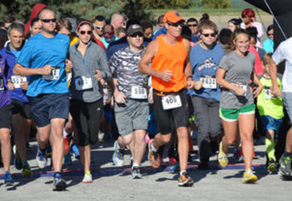 DashKCK 5K on Saturday Sept. 17