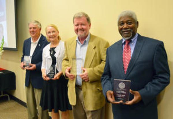 Four Former Students Inducted into Donnelly's Alumni Hall of Fame