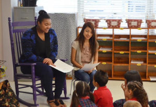 Service Learning at Resurrection Catholic School