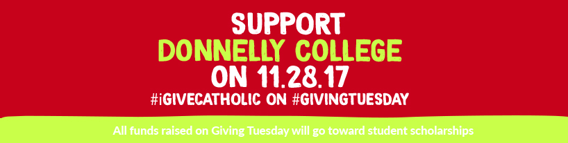 Giving to Donnelly College
