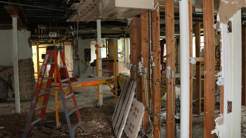 Marian Hall Renovations - Before & After Photos Slide 15
