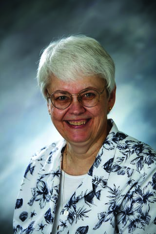 Headshot photo of Sister Constance Krstolic