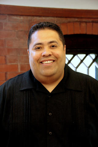 Headshot photo of Ted Garcia
