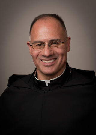 Headshot photo of Father Peter Jaramillo
