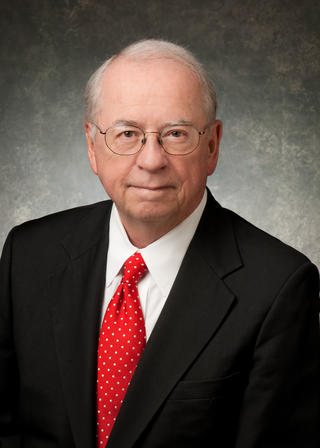 Headshot photo of Larry Ward
