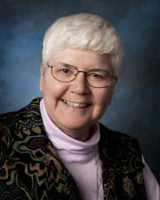 Headshot photo of Sister Diana Seago