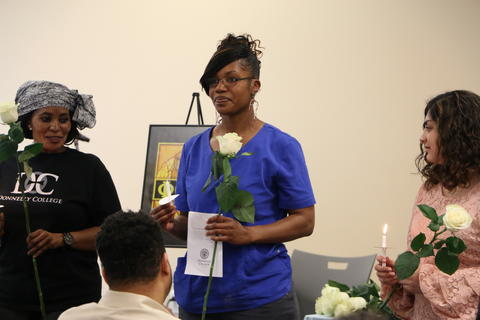 PTK Induction Ceremony, Spring 2018-2607