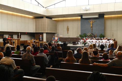 associate degree in nursing from catholic college in kansas city