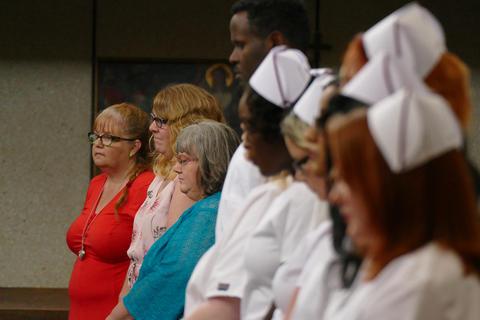 Catholic colleges in kansas with nursing programs