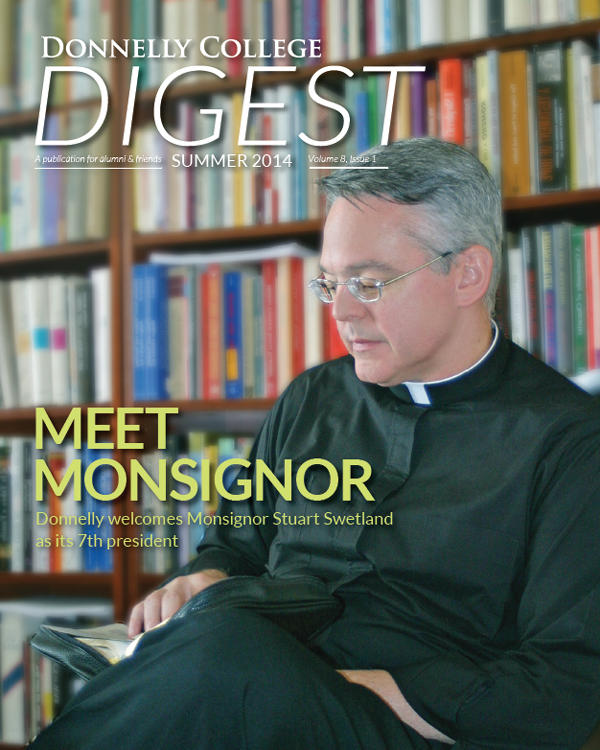 2014 summer issue of the Digest