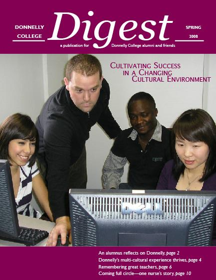 2008 Spring Issue