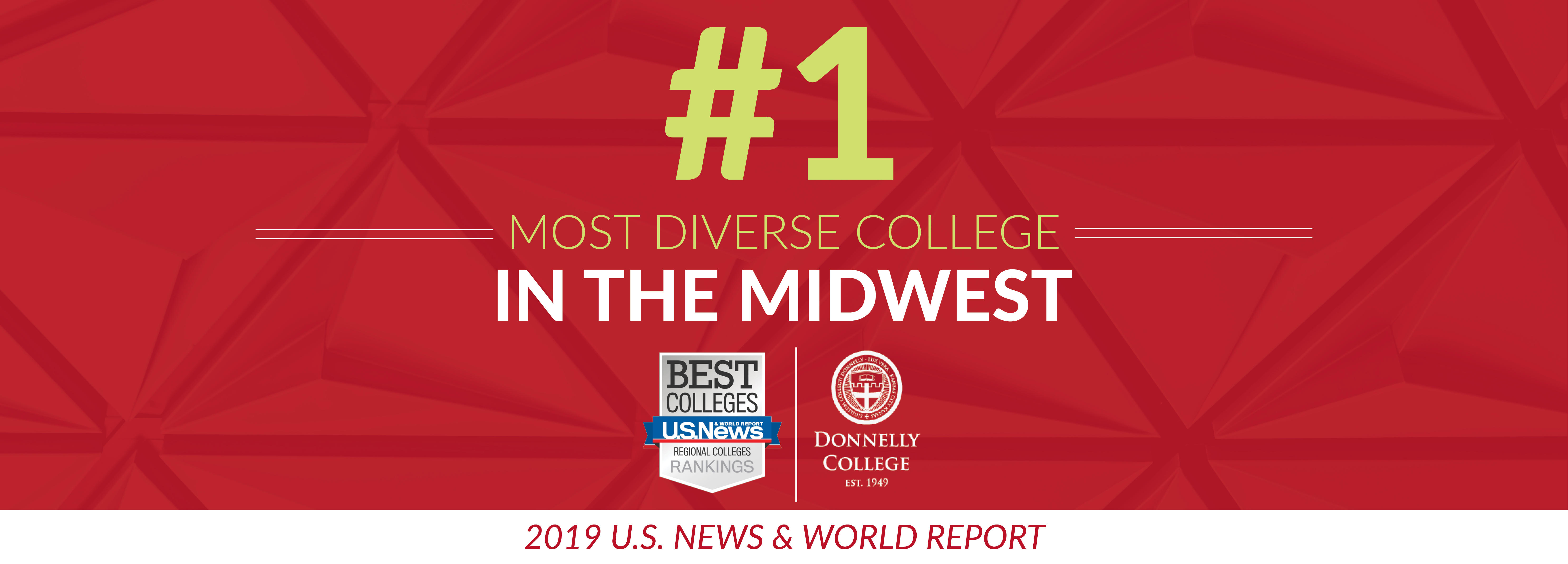 #1 most diverse college in the Midwest