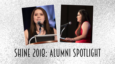 Two recent alumni share their story