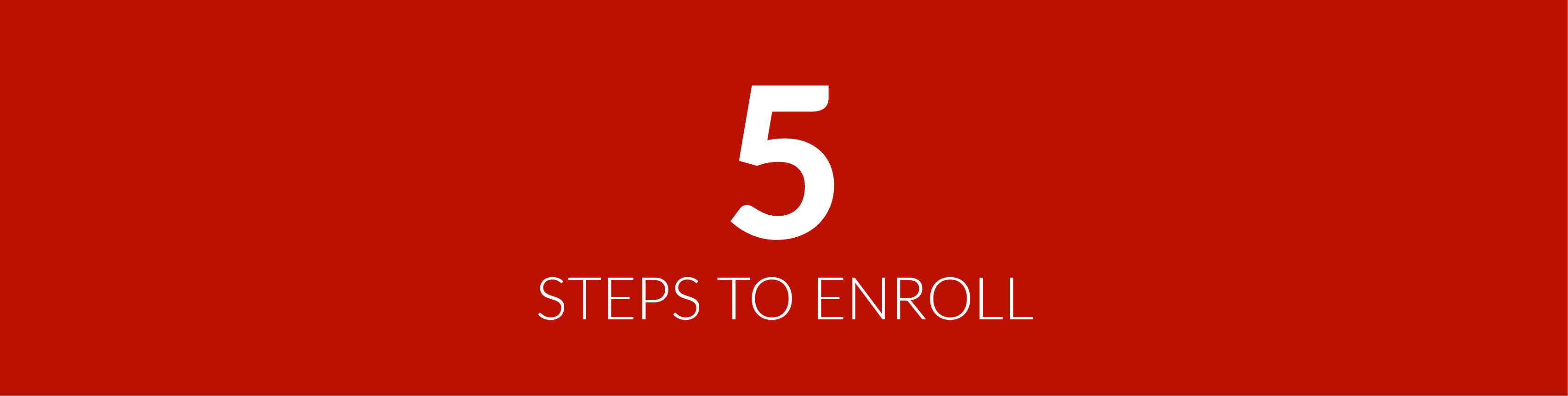 Five steps to enroll for spring courses at Donnelly College