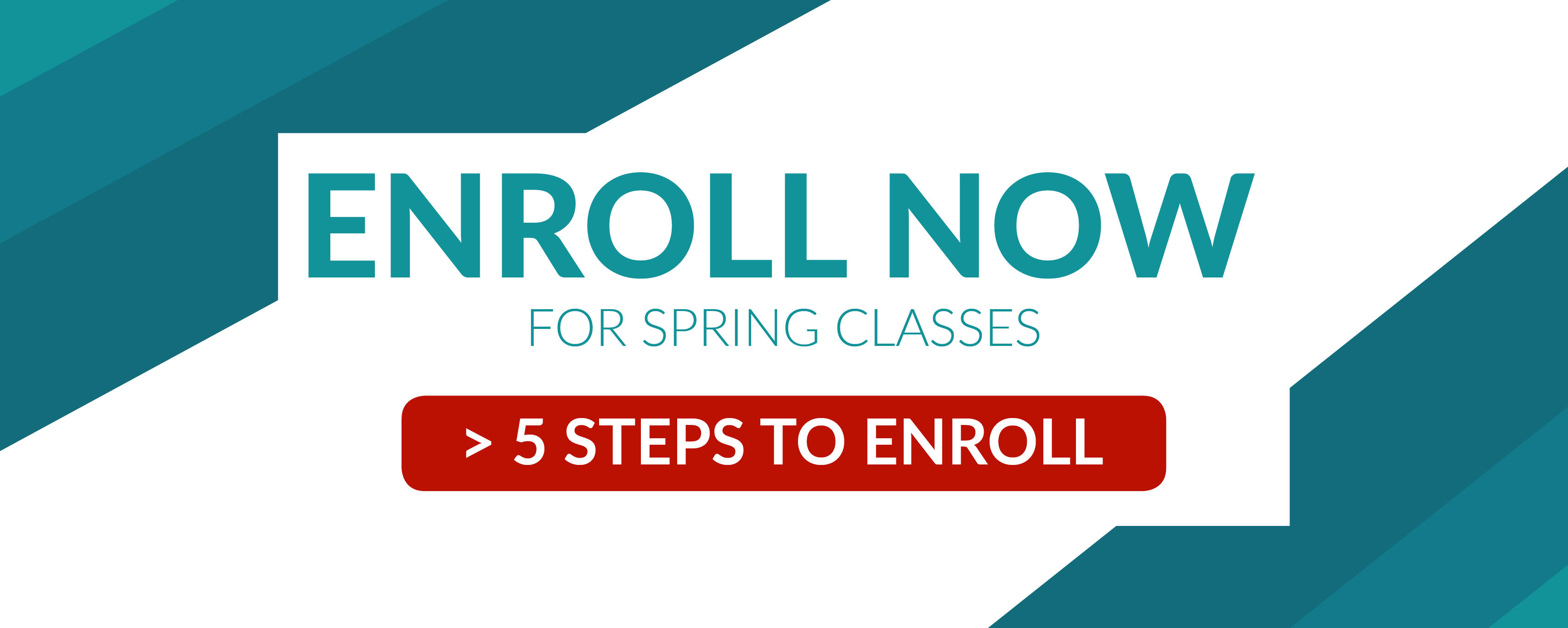 Enroll for spring classes at Donnelly College