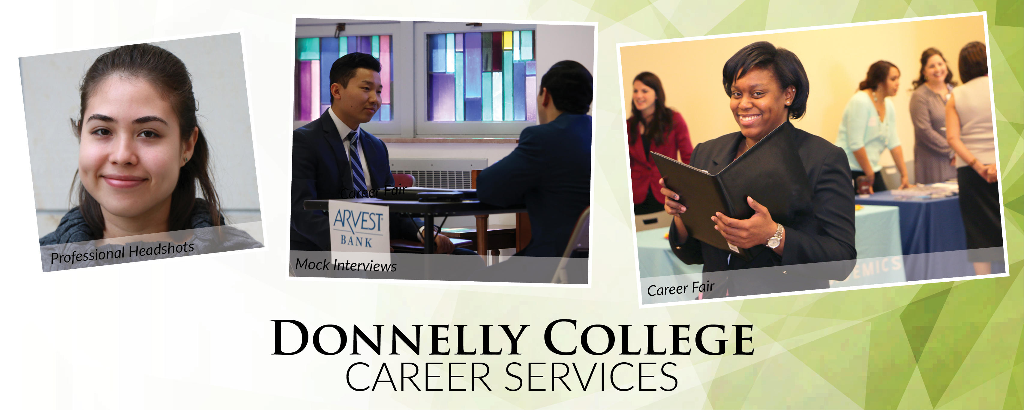 Donnelly College Career Services